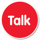 Bubble with Talk
