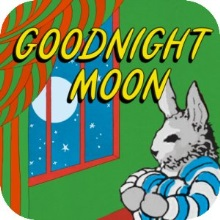 Goodnight Moon App Logo