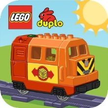 Lego Duplo Train App Logo