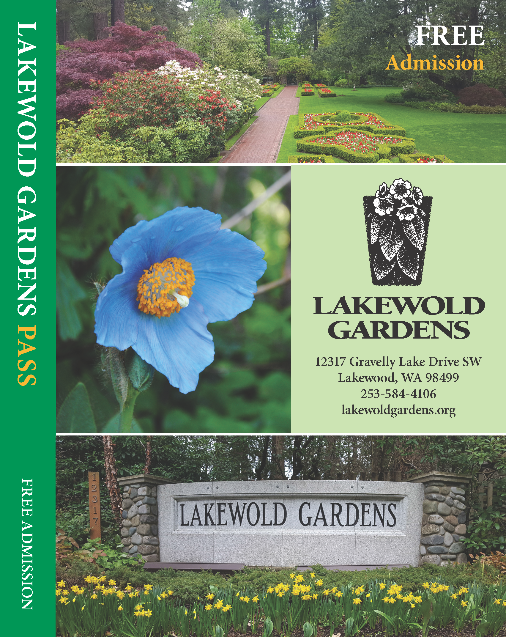 Lakewold Gardens