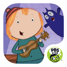Peg and Cat App Logo