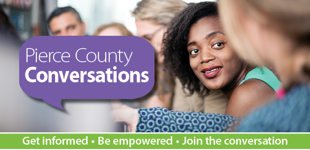 Pierce County Conversations Generic Webpage Header