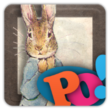 Peter Rabbit App Logo