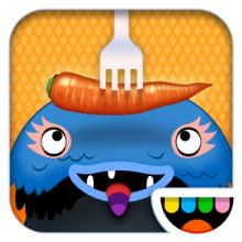 Toca Kitchen Monsters App Logo