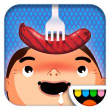 Toca Kitchen App Logo