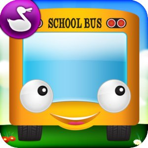 Wheels on the Bus App Logo