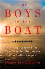 Boys in the Boat book cover