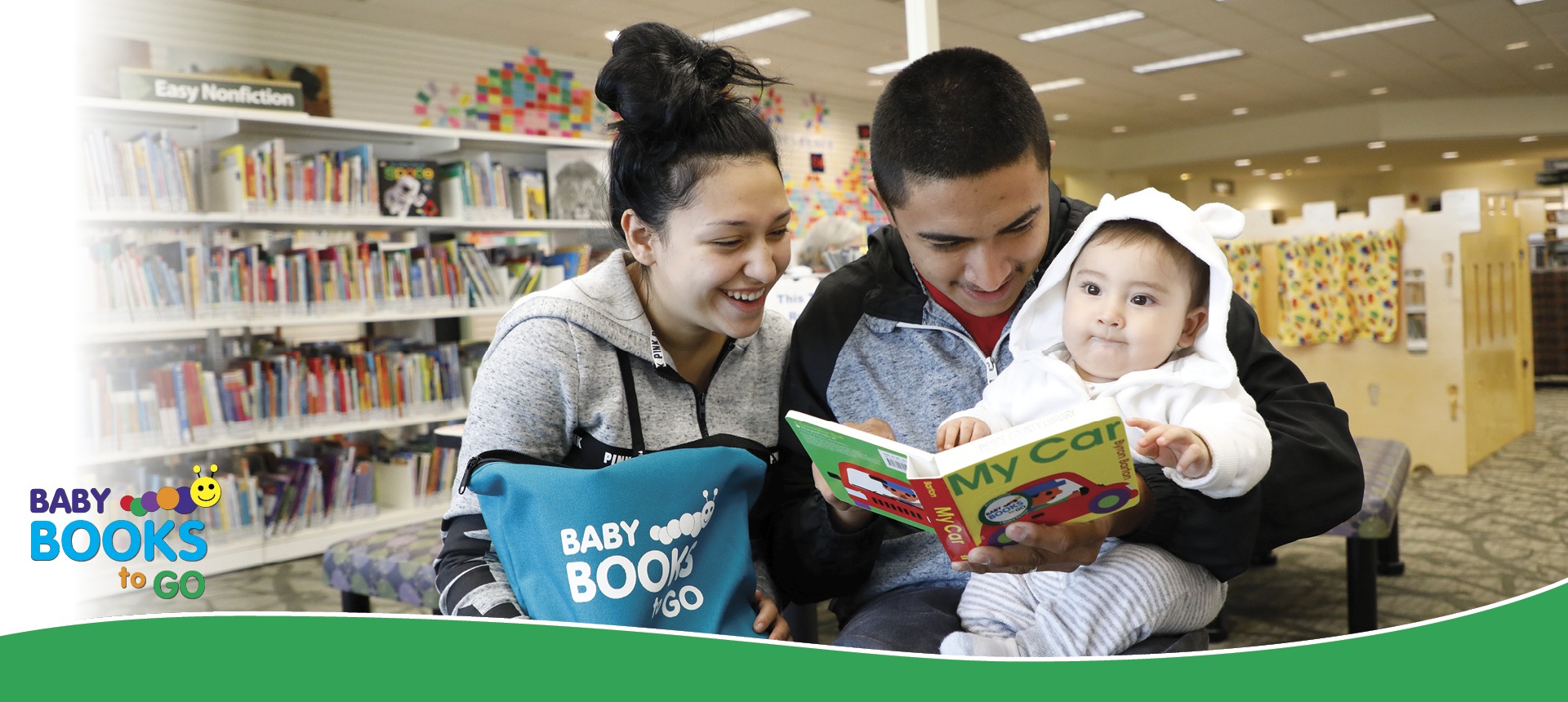 Learn about Baby Books to Go