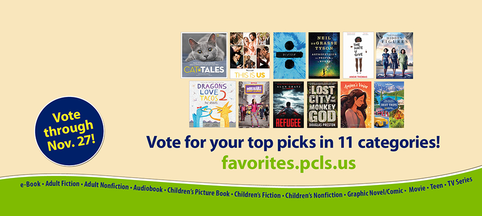 Vote for your Pierce County Favorites