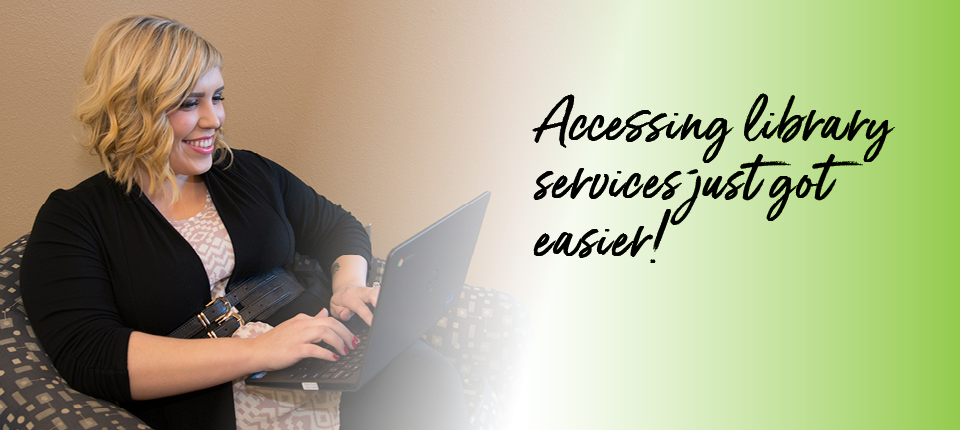 Access Services just got easier
