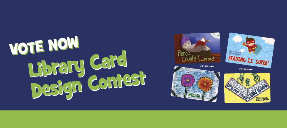 Library Card Contest